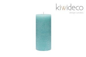 Candle Mist Pillar Rustic Unscented